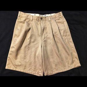 Golf Performance Grand Slam dark Khaki shorts 34